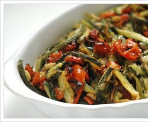 teglia di verdure