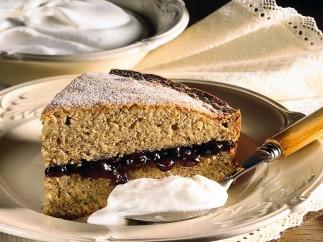 torta marmellata